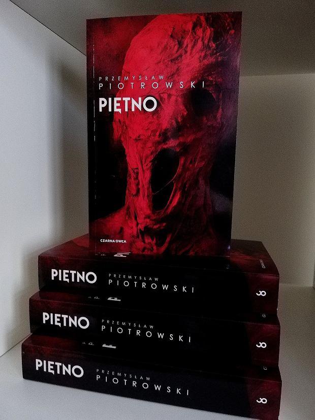Książka 'Piętno', Przemysław Piotrowski