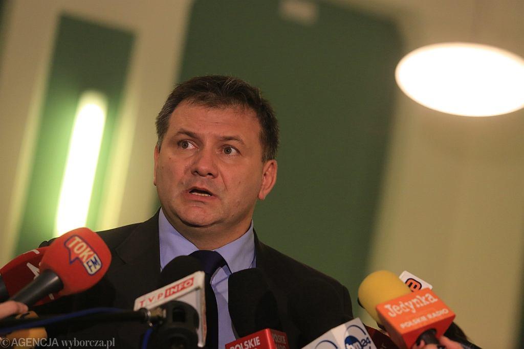 Rzecznik KRS Waldemar Żurek (fot. Jacek Marczewski/AG)