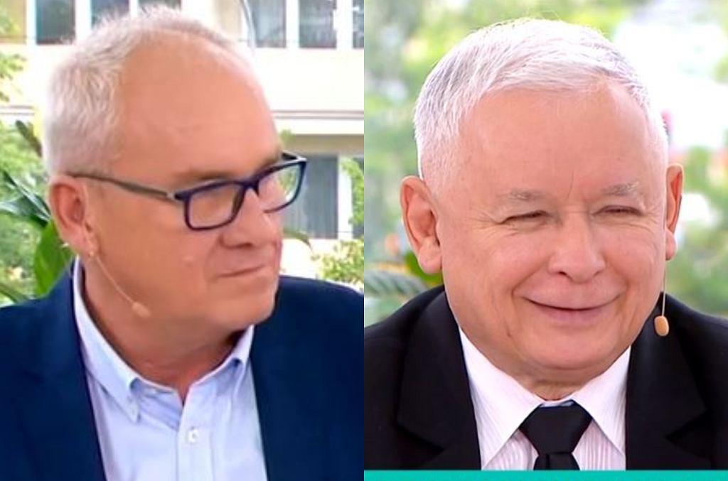 Michał Olszański / Jarosław Kaczyński