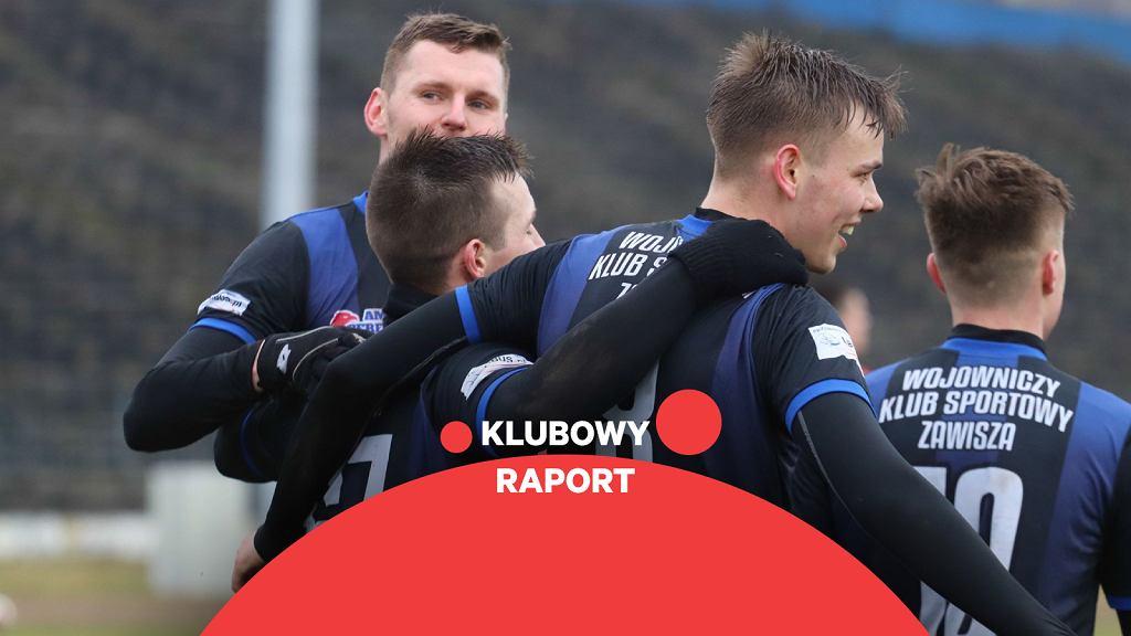 Klubowy raport - Zawisza Bydgoszcz