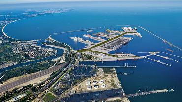 Port Centralny Gdańsk. Koncepcja zagospodarowania