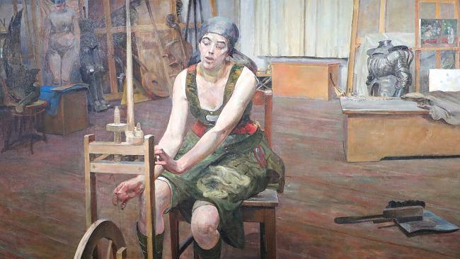 Mało znany obraz Malczewskiego sprzedany za imponującą sumę. Blisko rekordu na polskim rynku sztuki