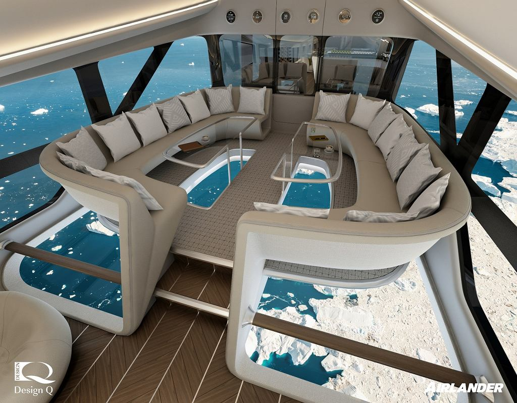 Wnętrze Airlandera 10
