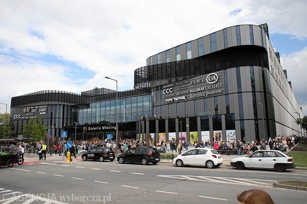 23.05.2019 Warszawa , Mlociny . Otwarcie galerii Mlociny .   Fot . Jedrzej Nowicki / Agencja Gazeta