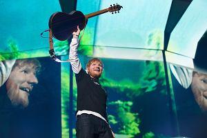 Ed Sheeran na Stadionie Narodowym