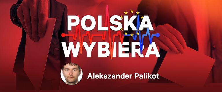 Pijany przewodniczący komisji w Olsztynie. Pierwsza dziś konferencja PKW