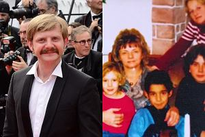 Rafał Zawierucha i jego liczna rodzina