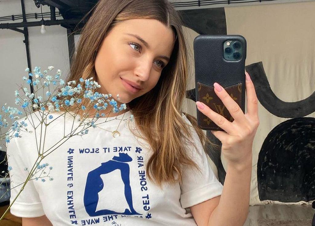 Julia Wieniawa codziennie rano wypija 'napój bogów'