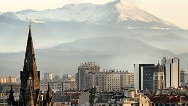 Grenoble Alpy Francuskie