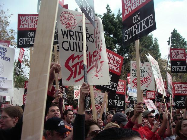 Strajk Writers Guild of America w 2007 roku