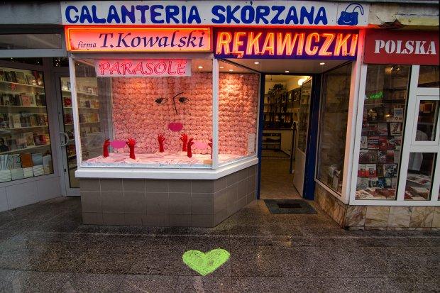 Akcja CIWF Polska na ulicach Warszawy