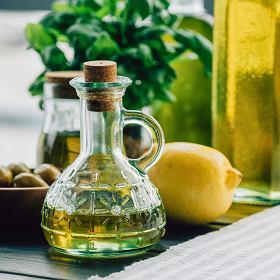 Oliwa z oliwek nie ma sobie równych -