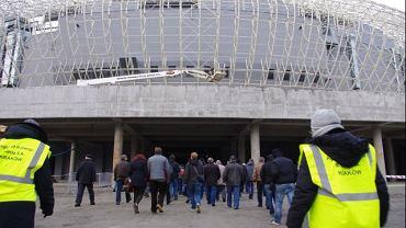 Dzień otwarty w hali Kraków Arena
