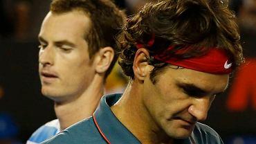 Roger Federer i Andy Murray