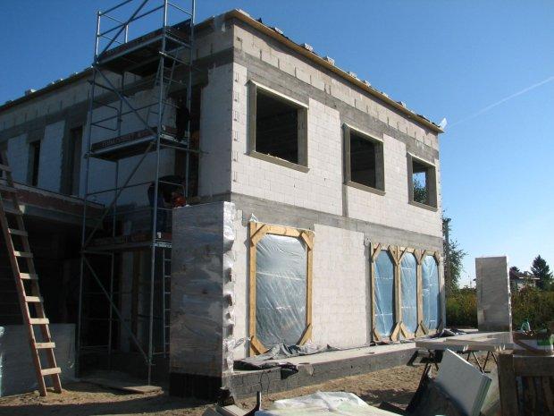Budowa domu w 2016 r.