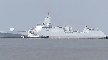 Chiński niszczyciel/krążownik Typ 055