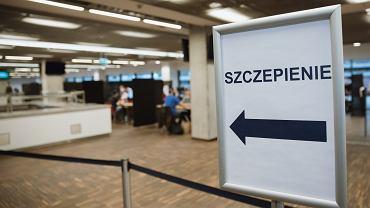 Bolesławiec. Szczepienia przeciw COVID-19 (zdjęcie ilustracyjne)