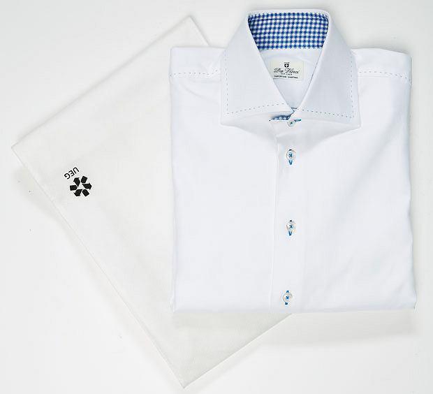 Akademia stylu: jak spakować walizkę, akademia stylu, moda męska, Koszula z kolekcji, Emanuel Berg, cena: 399 zł