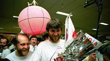 25 lat temu Marek Kamiński i Wojciech Moskal jako pierwsi Polacy dotarli do Bieguna Północnego