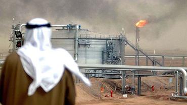 Arabia Saudyjska i ropa naftowa