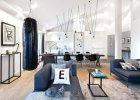Wnętrza: mieszkanie artystów w Wilanowie