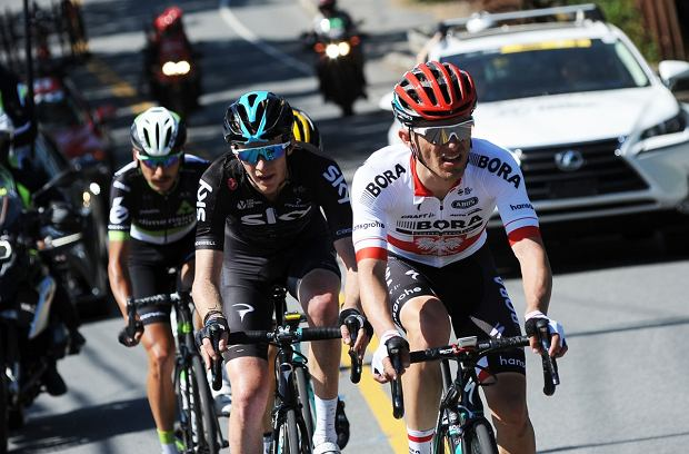 Tour of California. Peter Sagan wygrywa trzeci etap. Majka wciąż liderem