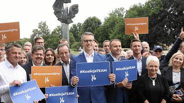 7 lipca w niedzielę, PO  zainaugurowała w Szczecinie kampanię 'Twój sztab'