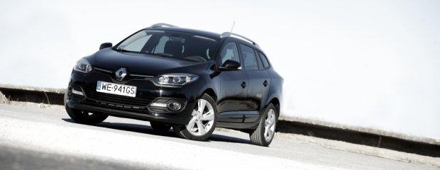 Renault Megane Grandtour   Test   Komfort długiego dystansu