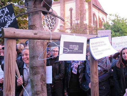 Czarny Protest W Budapeszcie