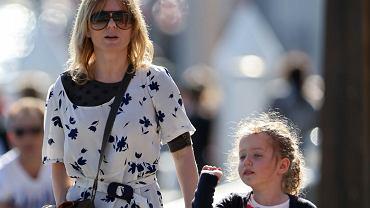 Geri Halliwell z córką