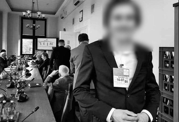 Nie żyje były radny z Młodzieżowej Rady Lublina