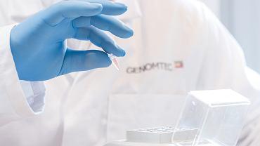 Genomtec wprowadza na rynek pierwszy na świecie genetyczny test diagnostyczny do wykrywania SARS-CoV-2 z próbki śliny