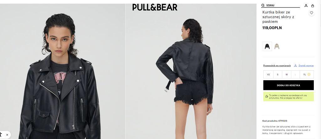 Ramoneska Pull&bear