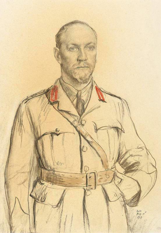 General Jan Christian Smuts, dwukrotny premier Związku Południowej Afryki, autor preambuły Karty Narodów Zjednoczonych