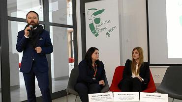 Konferencja o uruchomieniu Warszawskiego Indeksu Powietrza