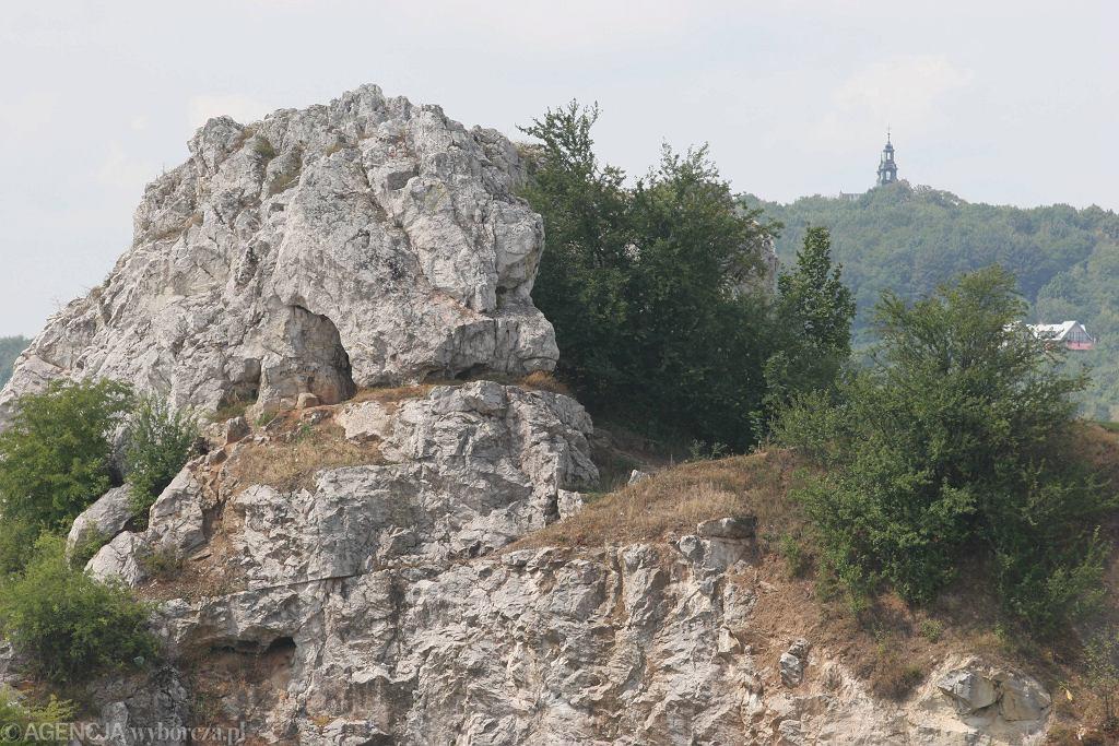 Skałka Geologów, kielecka Kadzielnia