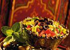 Sałatka marokańska - Zdjęcia