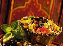 Sałatka marokańska - ugotuj