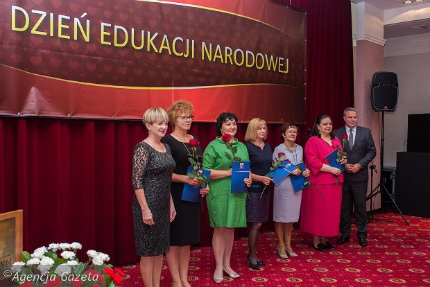 Zdjęcie numer 18 w galerii - 106 nauczycieli nagrodzonych. Dziś świętują [ZDJĘCIA]