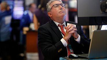 Mocne spadki na Wall Street. Notowania w Warszawie też na minusie. WIG20 12 sierpnia najniżej od jesieni 2018 r.