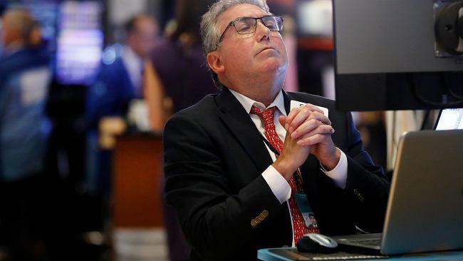 WIG20 najniżej w tym roku, mocne spadki na Wall Street i w Europie. Czego boją się inwestorzy? [notowania giełdowe]