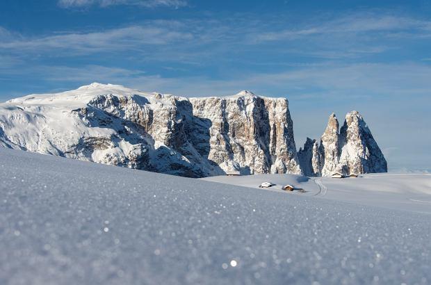 Alpe di Siusi/Seiser Alm - zimowy hit zimy 2018/2019 w Południowym Tyrolu