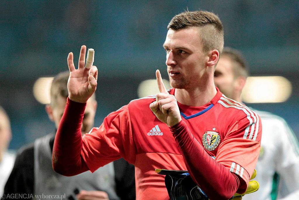 Mateusz Abramowicz po sezonie odszedł ze Śląska