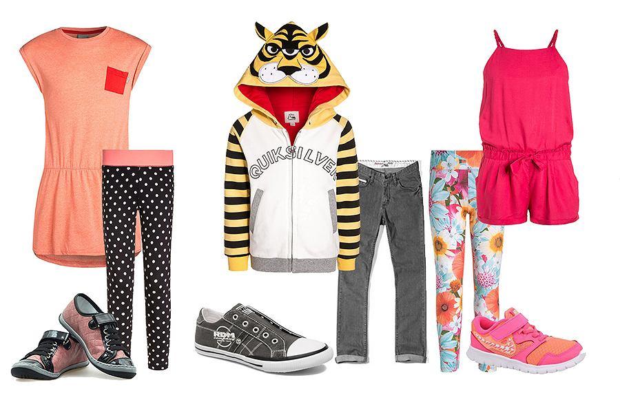 Wygodnie czy modnie? W co ubrać dziecko, aby czuło się swobodnie. Gotowe zestawy