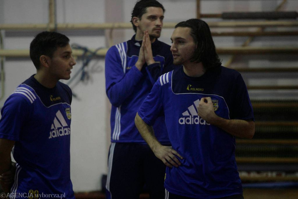 Bracia Walter (z lewej) i Gabriel (z prawej) Avansowie