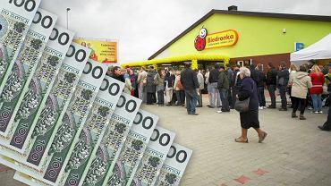 Biedronka oferuje 1000 zł premii. Za co?