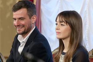 Agnieszka Więdłocha i Antoni Pawlicki pobrali się