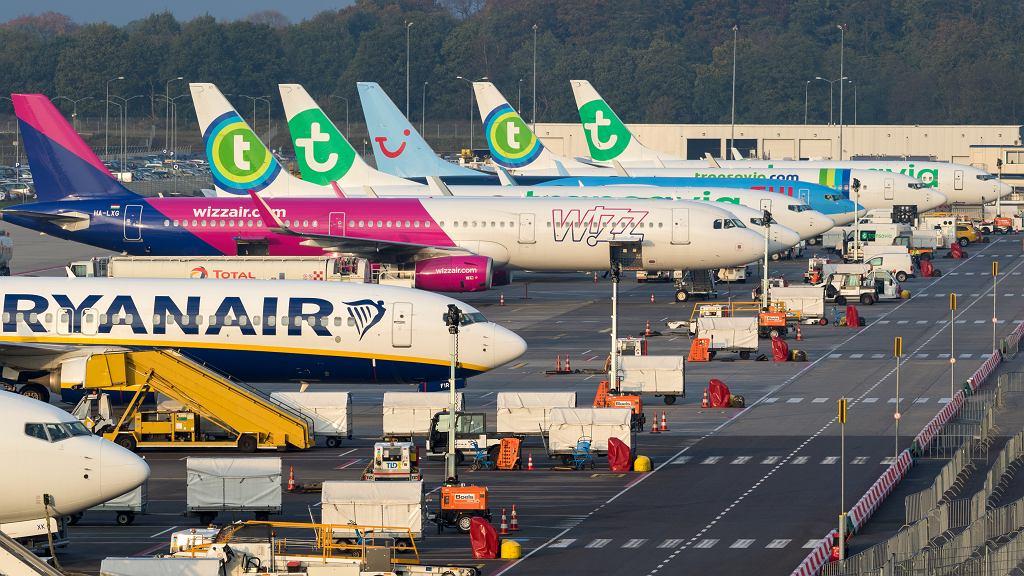 Wizz Air i Ryanair uruchamiają nowe trasy z Polski