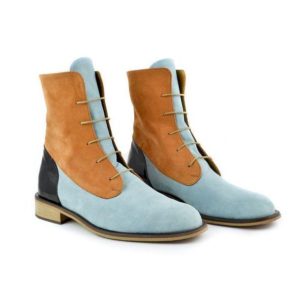 Buty z kolekcji Fun in Design. Cena: 480 zł