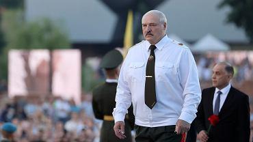 Na zdjęciu Aleksandr Łukaszenka